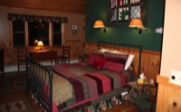Adirondack Bed & Breakfast suite